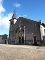 Portail gothique de Salonnes